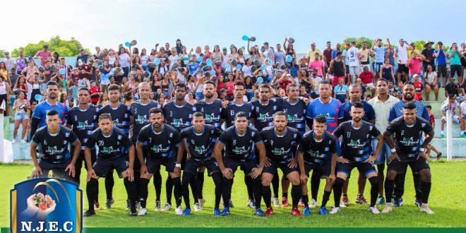 Novo Jardim conquista título inédito da Copa Verde